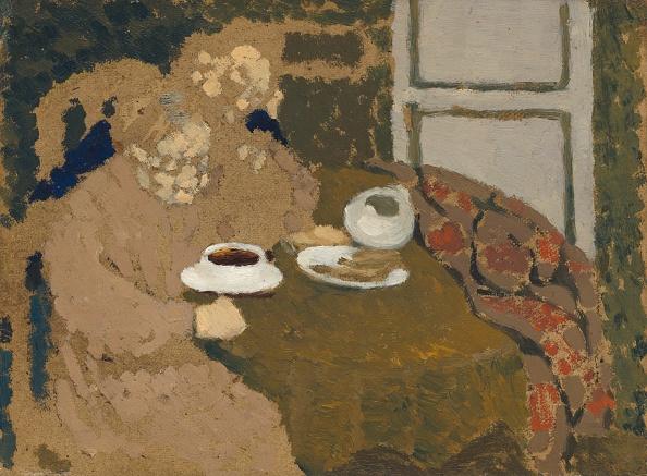 Biscuit「Two Women Drinking Coffee」:写真・画像(3)[壁紙.com]