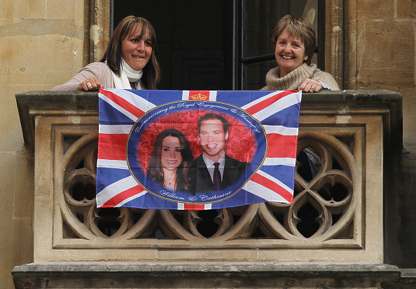 Architectural Feature「Final Preparations Are Made Ahead Of The Royal Wedding」:写真・画像(8)[壁紙.com]
