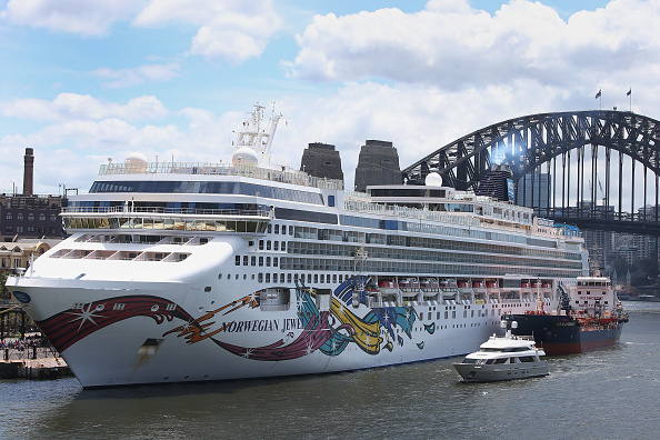 Cruise - Vacation「Cruise Ship In Lockdown At Sydney Harbour Over Coronavirus Fears」:写真・画像(15)[壁紙.com]