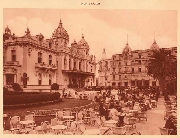 Nice - France「The Casino And Hotel De Paris」:写真・画像(8)[壁紙.com]