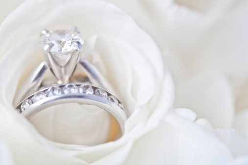 Blossom「Engagement ring in white rose」:スマホ壁紙(19)
