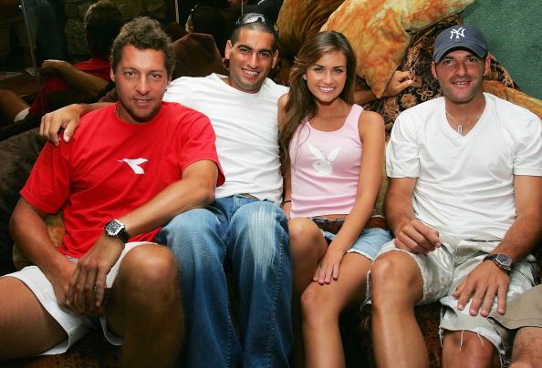 アンディ ラム「ATP Players Visit the Playboy Mansion」:写真・画像(15)[壁紙.com]