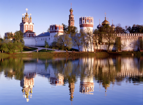 Convent「Russia, Moscow, Novodevichy Convent」:スマホ壁紙(19)