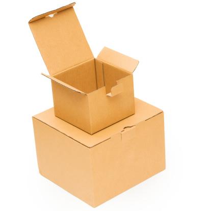 Receiving「Carton box」:スマホ壁紙(2)