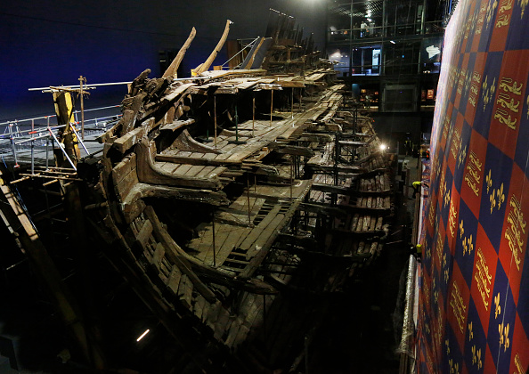 Ship「The Mary Rose Museum Opens Nine New Viewing Galleries」:写真・画像(14)[壁紙.com]
