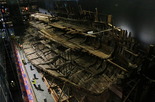 Ship「The Mary Rose Museum Opens Nine New Viewing Galleries」:写真・画像(13)[壁紙.com]