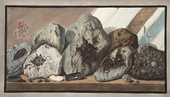 Crystal「Stones Of Crystals Called Gems Of Mount Vesuvius」:写真・画像(2)[壁紙.com]