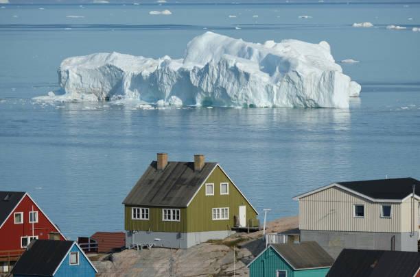 Western Greenland Hit By Unseasonably Warm Weather:ニュース(壁紙.com)