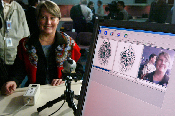 Natural Pattern「DHS Unveils US-VISIT Program To Capture Fingerprints And Mug Shots From Visitors」:写真・画像(11)[壁紙.com]