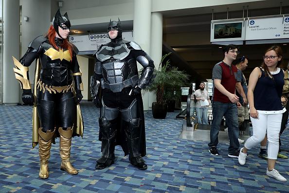 Cosplay「Fans Of Comics And Popular Culture Attend 2017 Washington D.C. Comic Con」:写真・画像(5)[壁紙.com]