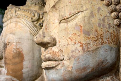 Human Nose「Buddha(s) faces」:スマホ壁紙(11)