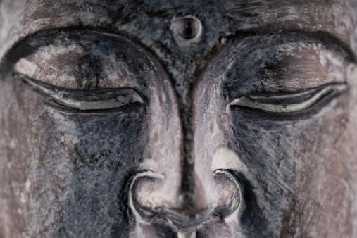 Buddha statue「仏陀の顔」:スマホ壁紙(10)