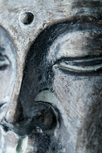 仕事運「仏陀の顔」:スマホ壁紙(15)
