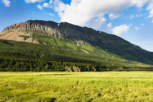 Katmai National Park「Hallo Bay, Katmai Naional Park, Alaska Peninsula」:スマホ壁紙(9)