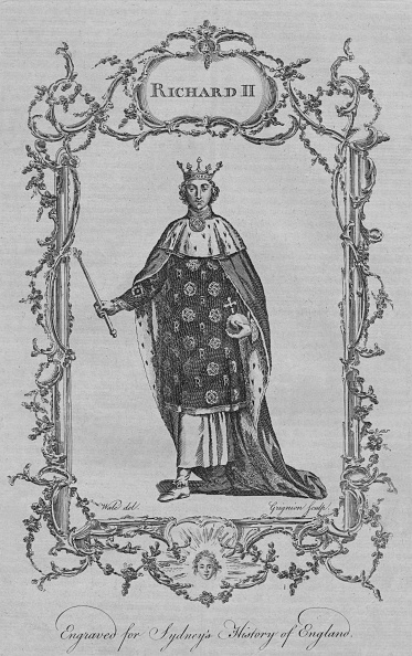 Circa 14th Century「Richard Ii」:写真・画像(2)[壁紙.com]