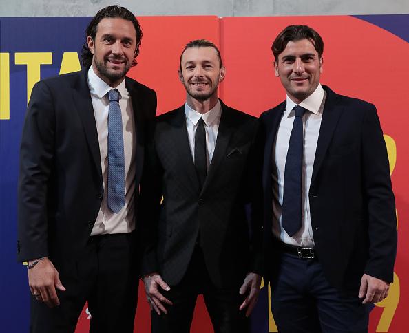 """Federico Balzaretti「""""Il Campionato Fa 90"""" Tv Show」:写真・画像(10)[壁紙.com]"""