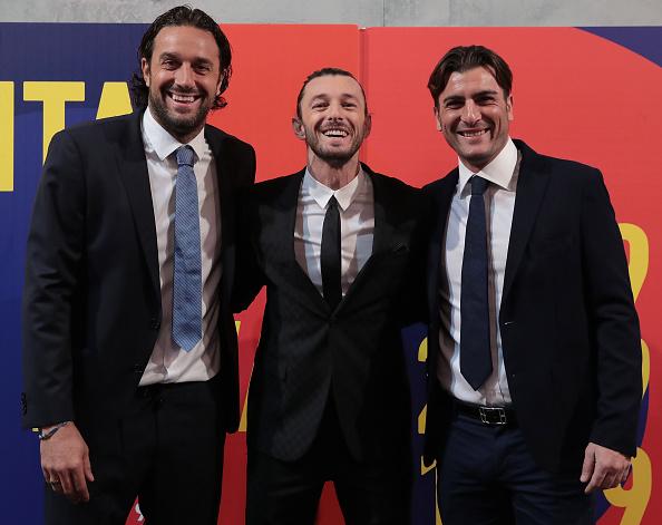 """Federico Balzaretti「""""Il Campionato Fa 90"""" Tv Show」:写真・画像(9)[壁紙.com]"""