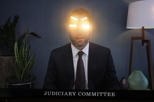 Big Tech「Senate Holds Antitrust Hearing On Google Advertising」:写真・画像(4)[壁紙.com]