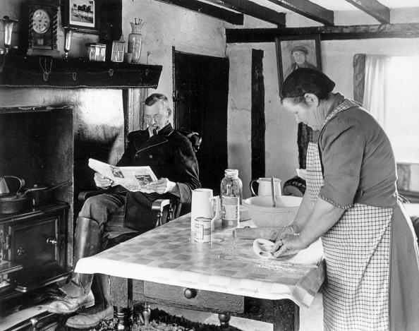 Kitchen「Farmhouse Kitchen」:写真・画像(14)[壁紙.com]