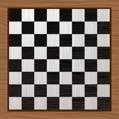 Battle「Black and white chess board」:スマホ壁紙(12)