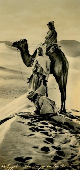 Physical Geography「Egypt - The Prayer In The Desert」:写真・画像(7)[壁紙.com]