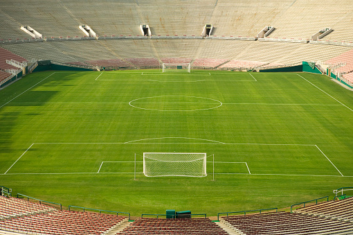 Stadium「Soccer Stadium and Field」:スマホ壁紙(10)