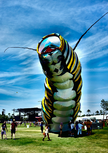 Installation Art「An Alternative View Of The 2015 Coachella Valley Music And Arts Festival - Weekend 1」:写真・画像(12)[壁紙.com]