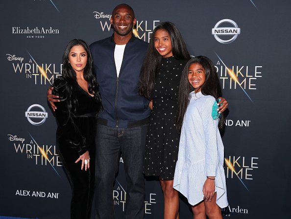 "Family「Premiere Of Disney's ""A Wrinkle In Time"" - Arrivals」:写真・画像(16)[壁紙.com]"