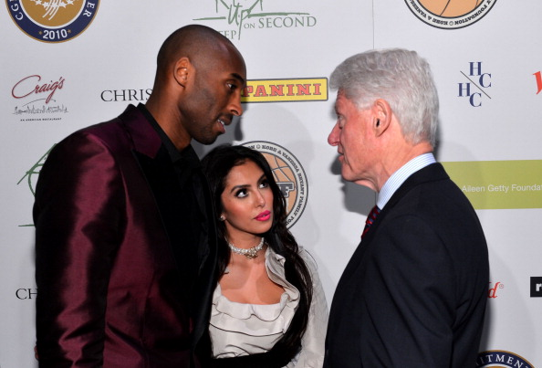 Event「Step Up on Vine Grand Opening With President Bill Clinton and Kobe Bryant」:写真・画像(3)[壁紙.com]