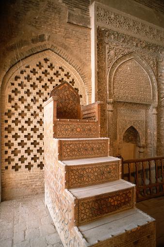 Iranian Culture「Esfahan, Jameh Mosque」:スマホ壁紙(4)