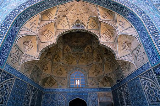 Iranian Culture「Esfahan, Jameh Mosque」:スマホ壁紙(7)