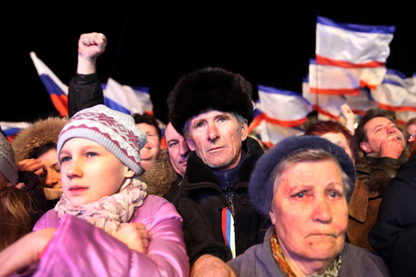 Simferopol「Crimea Goes To The Polls In Crucial Referendum」:写真・画像(15)[壁紙.com]