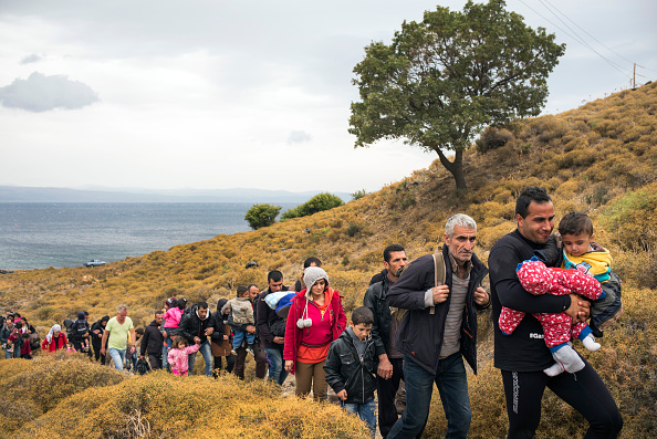 Lesbos「Refugees On Lesbos」:写真・画像(19)[壁紙.com]
