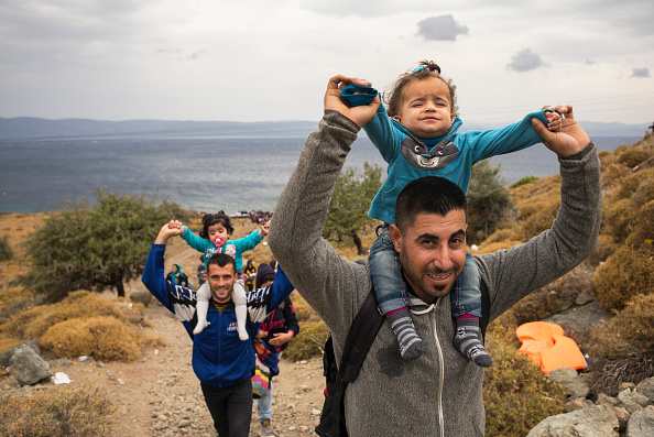 Tom Stoddart Archive「Refugees On Lesbos」:写真・画像(5)[壁紙.com]