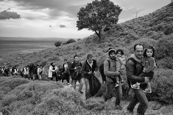Tom Stoddart Archive「Refugees On Lesbos」:写真・画像(10)[壁紙.com]