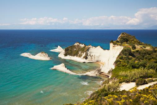 Corfu「Beautiful Bay」:スマホ壁紙(8)