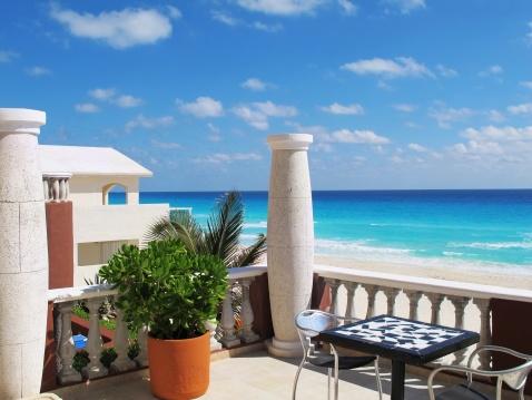 Mayan Riviera「Beautiful beach at Cancun Mexico」:スマホ壁紙(15)