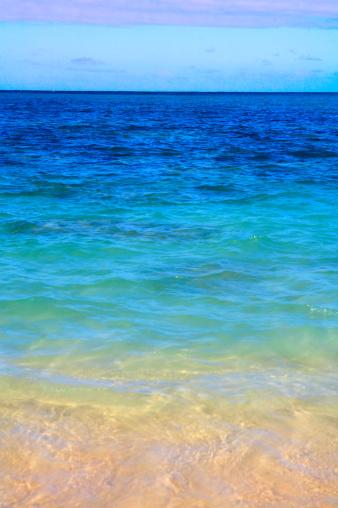 Shallow「Beautiful beach in Hawaii」:スマホ壁紙(18)