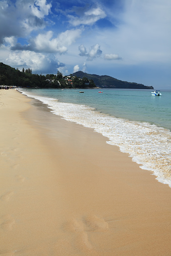 ビーチ「美しいビーチ」:スマホ壁紙(4)
