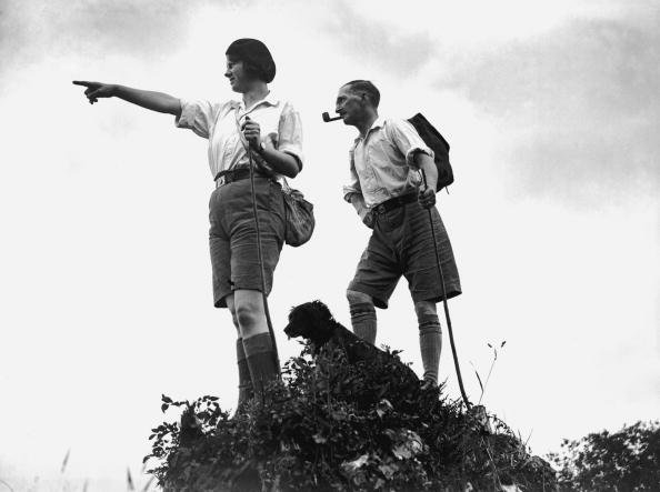 Hiking「Holiday Hikers」:写真・画像(4)[壁紙.com]