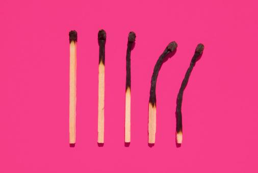 Burnt「Burnt machtes, elevated view」:スマホ壁紙(17)