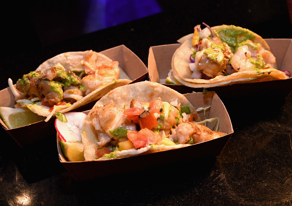 Taco「The Grand Tasting At Vegas Uncork'd By Bon Appetit」:写真・画像(3)[壁紙.com]