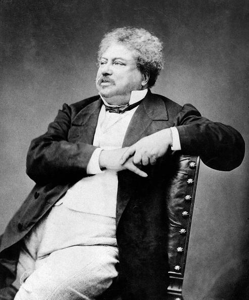 作家「Alexandre Dumas The Elder (1802-1870) French writer, in 1846」:写真・画像(13)[壁紙.com]