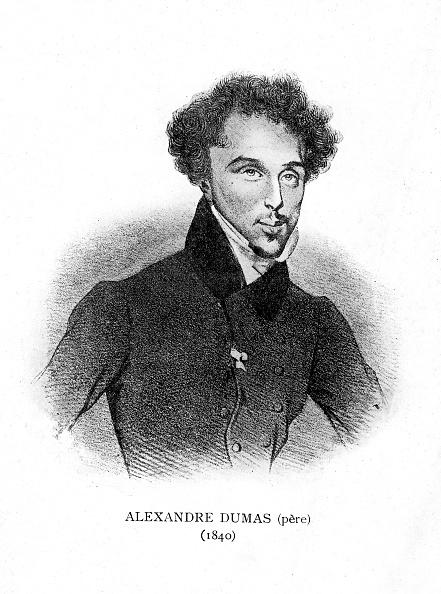 アレクサンドル・デュマ・ペール