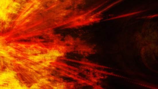 Fireball「Exploding solar flare」:スマホ壁紙(4)