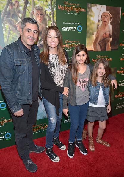 "Savannah Marshall「World Premiere Of Disney's ""Monkey Kingdom""」:写真・画像(12)[壁紙.com]"