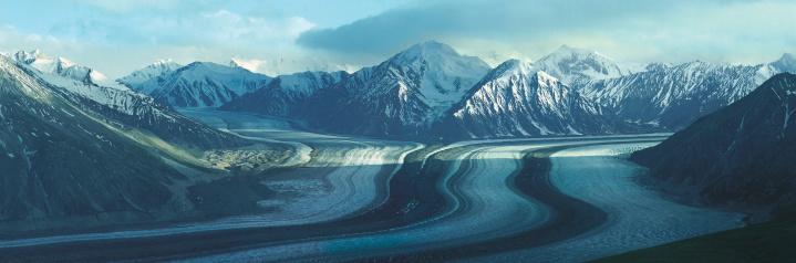 Kaskawulsh Glacier「Kaskawulsh Glacier, Kluane National Park, Yukon, Canada」:スマホ壁紙(0)