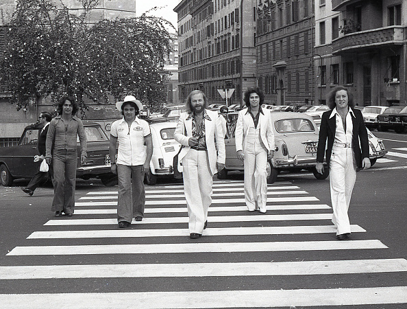 City Life「Photoshoot with the Italian musical group 'I Romans', Rome 1976」:写真・画像(19)[壁紙.com]