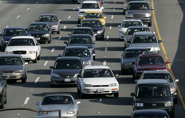 Traffic「Freeway Collapse Snarls Bay Area Traffic」:写真・画像(2)[壁紙.com]