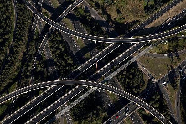 Sydney「Aerial Views Of Sydney As Australia Sees Steady Decline In New Coronavirus Cases」:写真・画像(8)[壁紙.com]